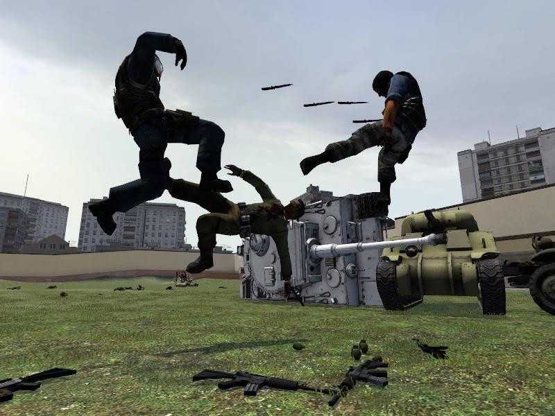 Counter- Strike ... Kung Fu CS3