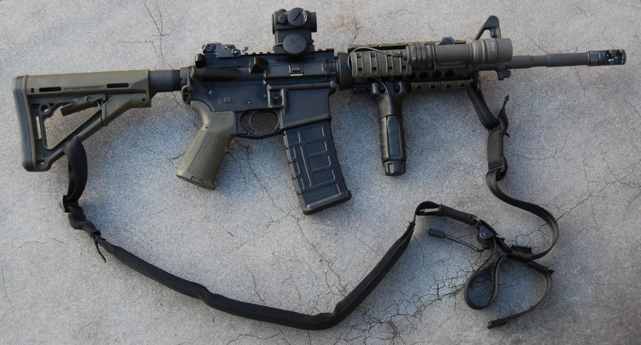 Quelle optique pour un M4 ?? M4side