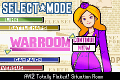 AW2 Situation Room ROM hack Aw2th1