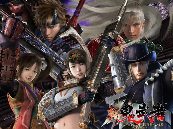 Onimusha : Dawn of Dreams sur PS2 E2e3d61d