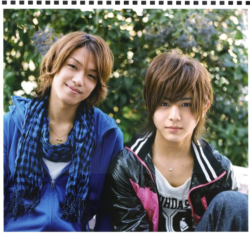 Fan club de Ryosuke Yamada HeySayJUMP-2009Calendar005