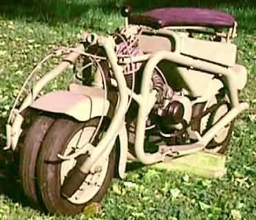 Scooter Américain WW2 Airmoto