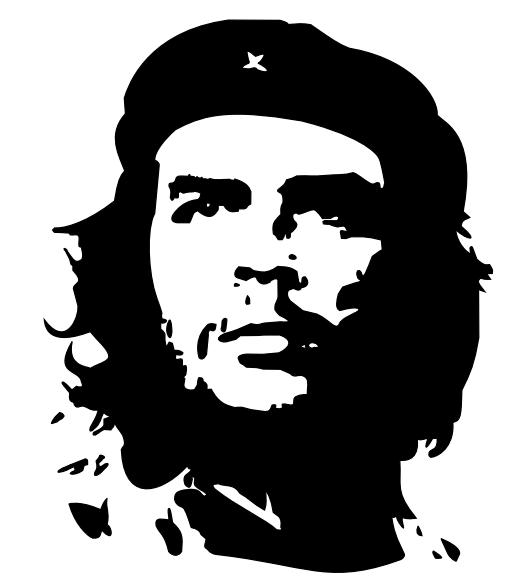Alizée & ses tatouages ! - Page 2 Che_Guevara_01