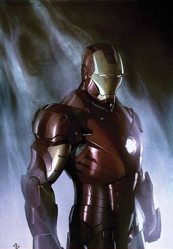 Tony Stark: Iron Man C3f331fa