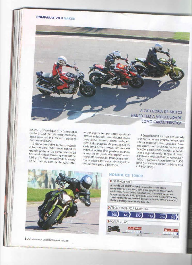 Revista Motociclismo - Novembro 2011 Motociclismo1