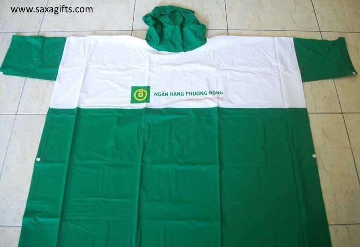 Công ty SAXA chuyên sản xuất áo mưa cánh dơi, áo mưa bộ, in áo mưa quảng cáo Saxa-gifts-ao-mua-025-a