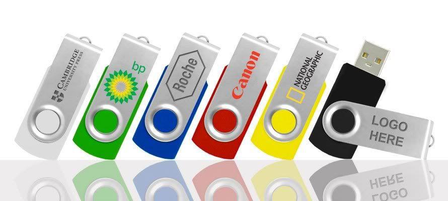 Công ty SAXA chuyên sản xuất quà tặng có in ấn logo theo yêu cầu SAXA-USB-N037