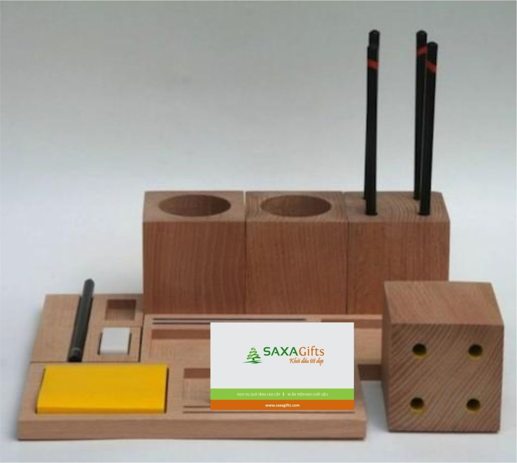 Công ty SAXA chuyên sản xuất quà tặng có in ấn logo theo yêu cầu SAXA-luu-niem-go-017-RMKBLocksOverview