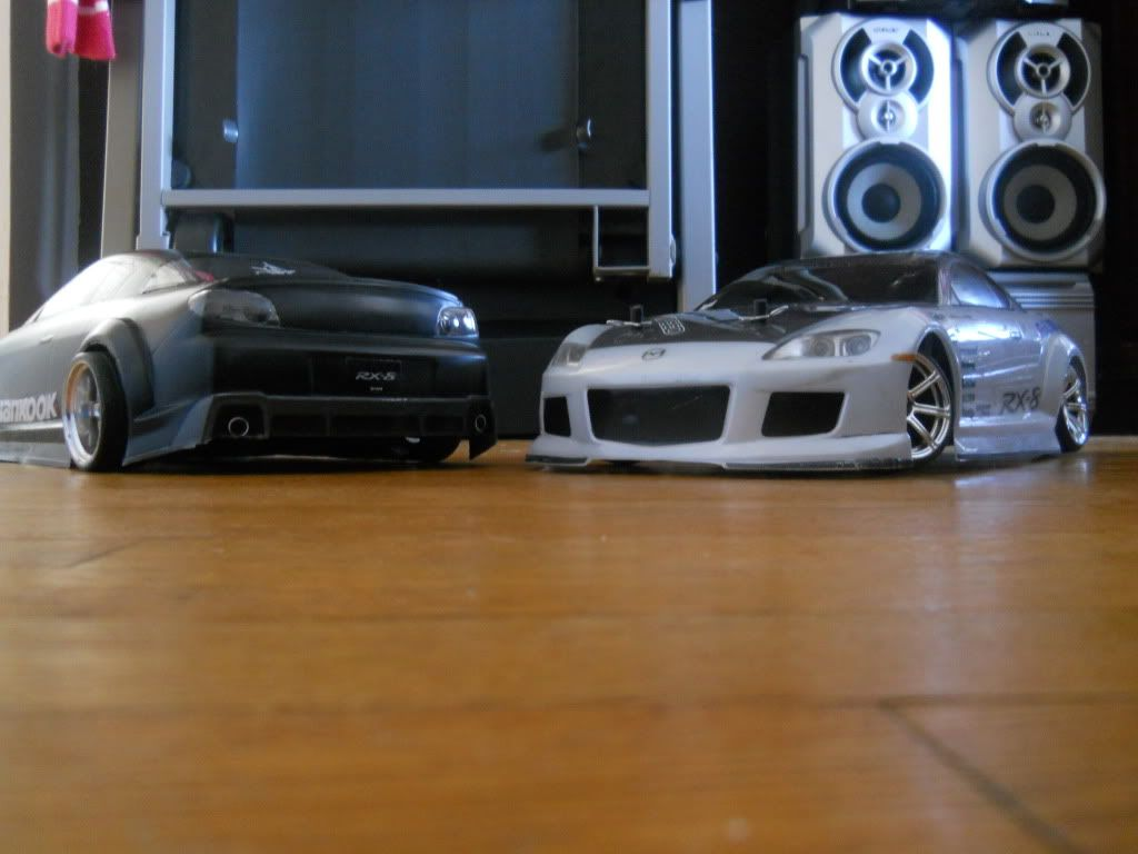 new to the site but not new to rc drifting Rccarz174