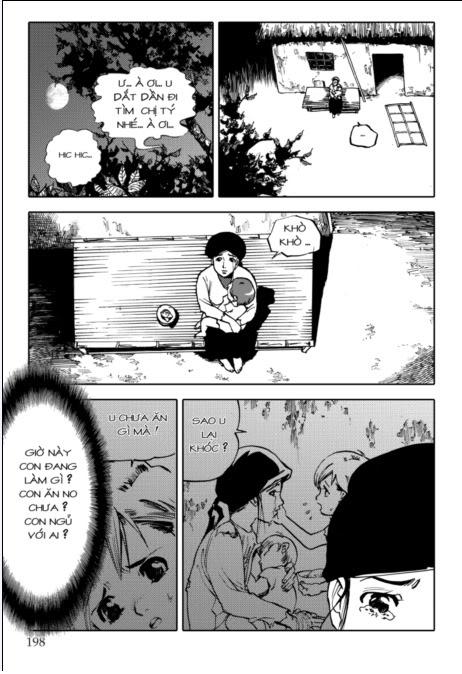 """Tiểu thuyết """"Tắt đèn"""" của Ngô Tất Tố đã được tái hiện bằng truyện tranh Trang198"""