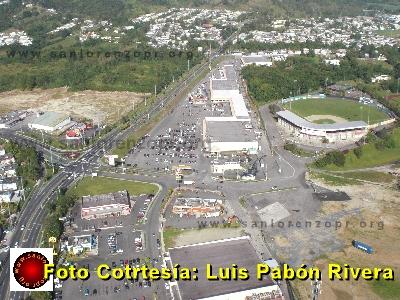 Foto Aérea de San Lorenzo Puerto Rico FotoAerea