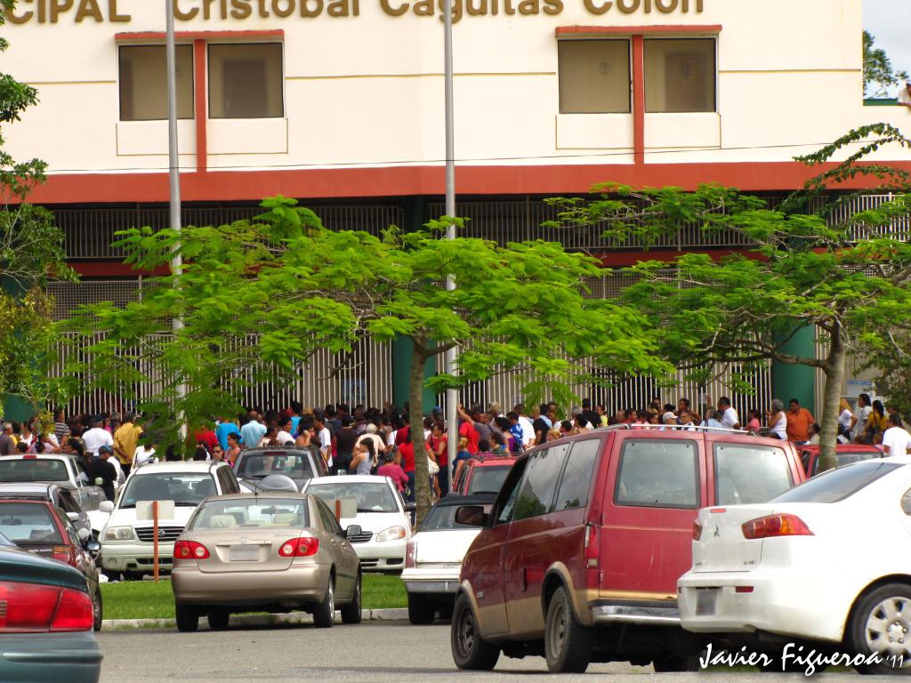 Huracán Irene Deja su huella en San Lorenzo, Puerto Rico GenteenelparqueIMG_0450