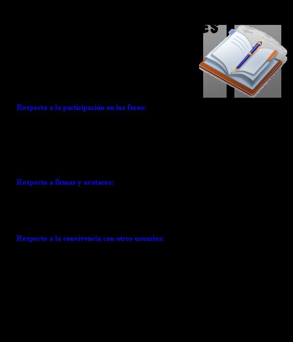Normas Generales de la Web Normas