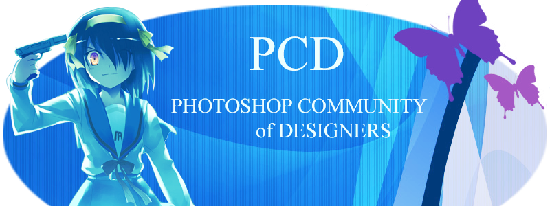 PHOTOSHOP COMMUNITY OF DESIGNERS