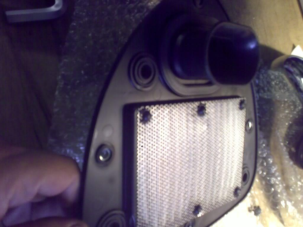 * Suzuki C800,  Air Filter Mod * k&N * 06082010174