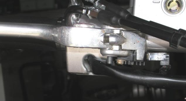 * Mistress K's adventure in modifying a Suzuki Intruder C50 / C800 * 121