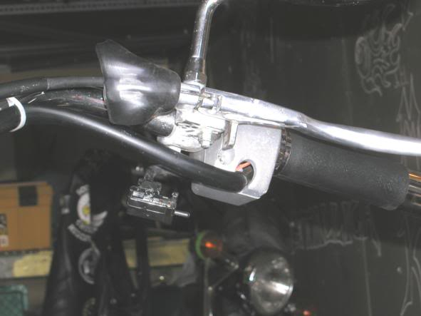 * Mistress K's adventure in modifying a Suzuki Intruder C50 / C800 * 128