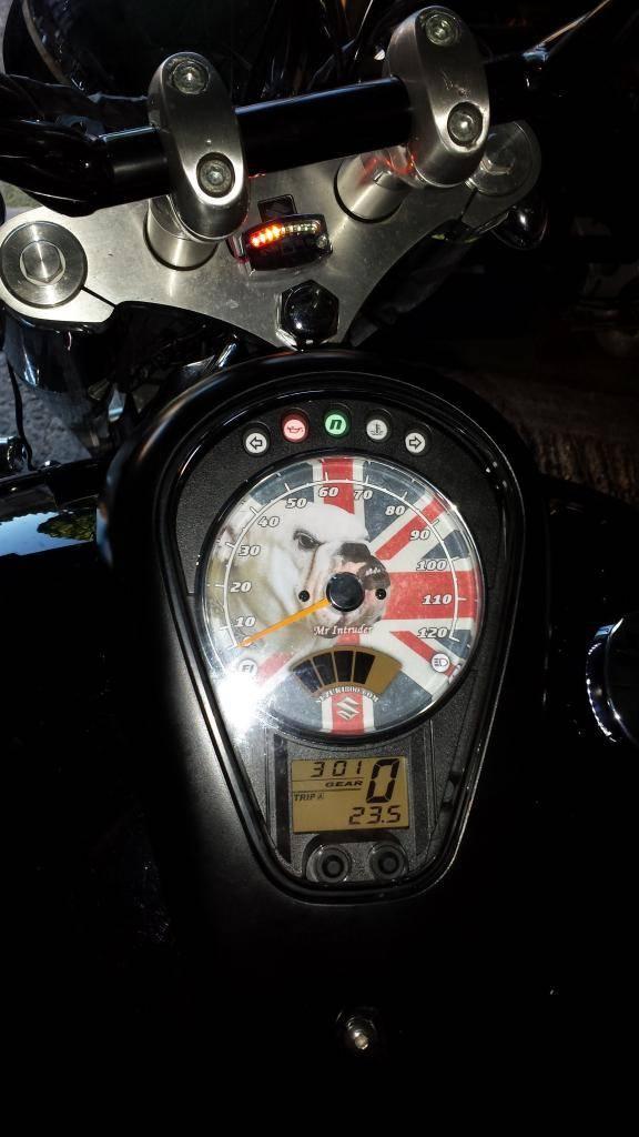 Custom Replacement Speedo Face Fitted ...... 2010 Suzuki C800 20131206_141833_zpsa2fb92d0