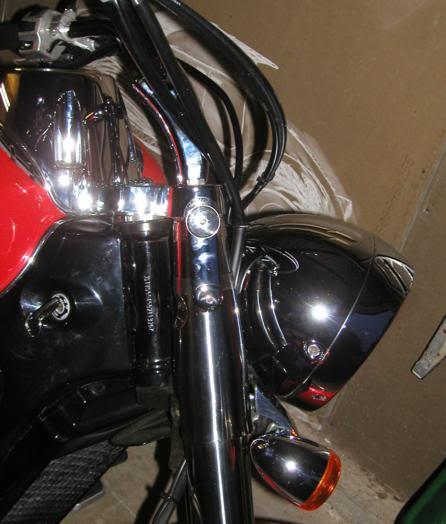 * Mistress K's adventure in modifying a Suzuki Intruder C50 / C800 * 63