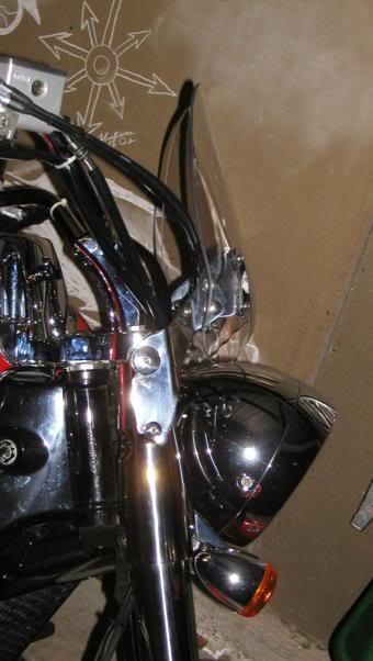 * Mistress K's adventure in modifying a Suzuki Intruder C50 / C800 * 65