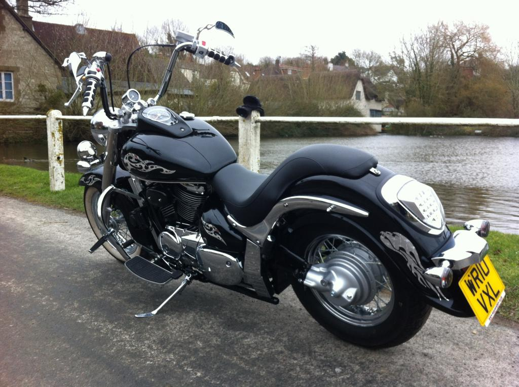 Couple of pics of my .......... 2010 Suzuki Intruder C800 Cruiser IMG_1034_zps29eb9cd8