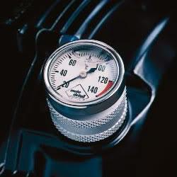* Suzuki C800, Oil Temperature Gauge * Medianl