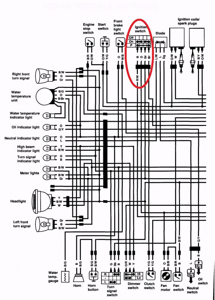Suzuki Vx 800 Wiring Diagram on suzuki gt750 wiring diagram