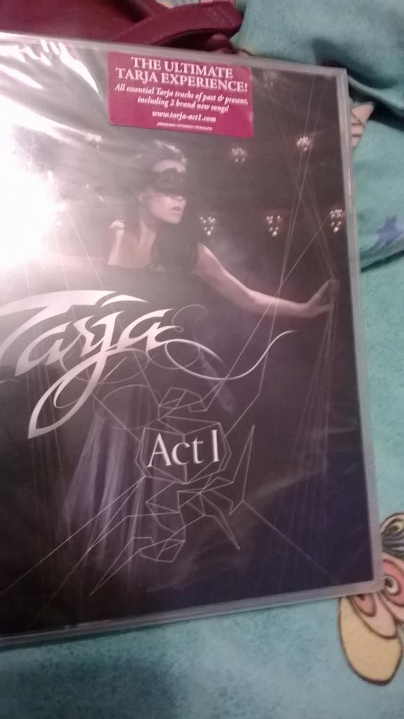 ACT 1 DVD de vanzare WP_20131227_0012