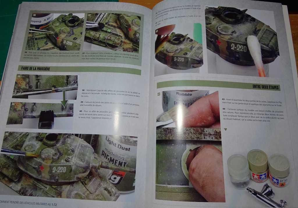 peindre - Ammo MIG Comment peindre des véhicules militaires au 1/72 DSC02285_zpsslhtutow
