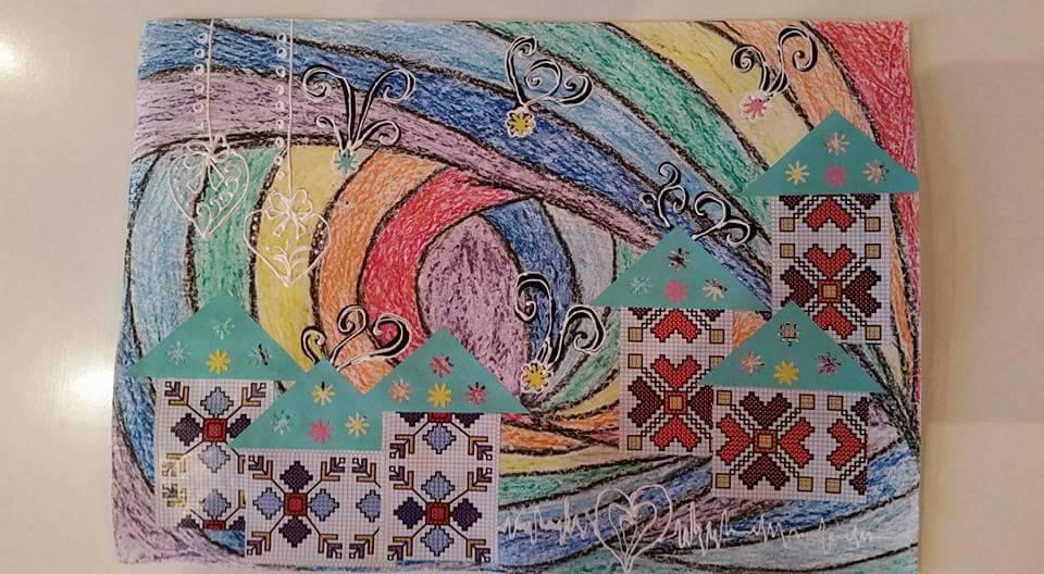 "VOT PROVOCARE ARTJURNALING DECEMBRIE - ""CASUTE""(MIHAELA DEIONI) Beatrice_zpsdqkgifuc"