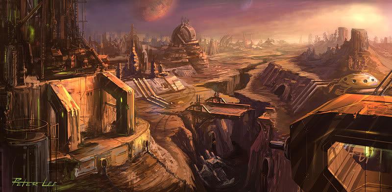 Novem Regna (Rol Social) DesertWasteland