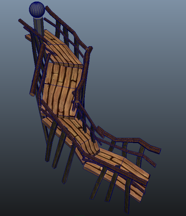 Bridge Model FullBridgeTest2