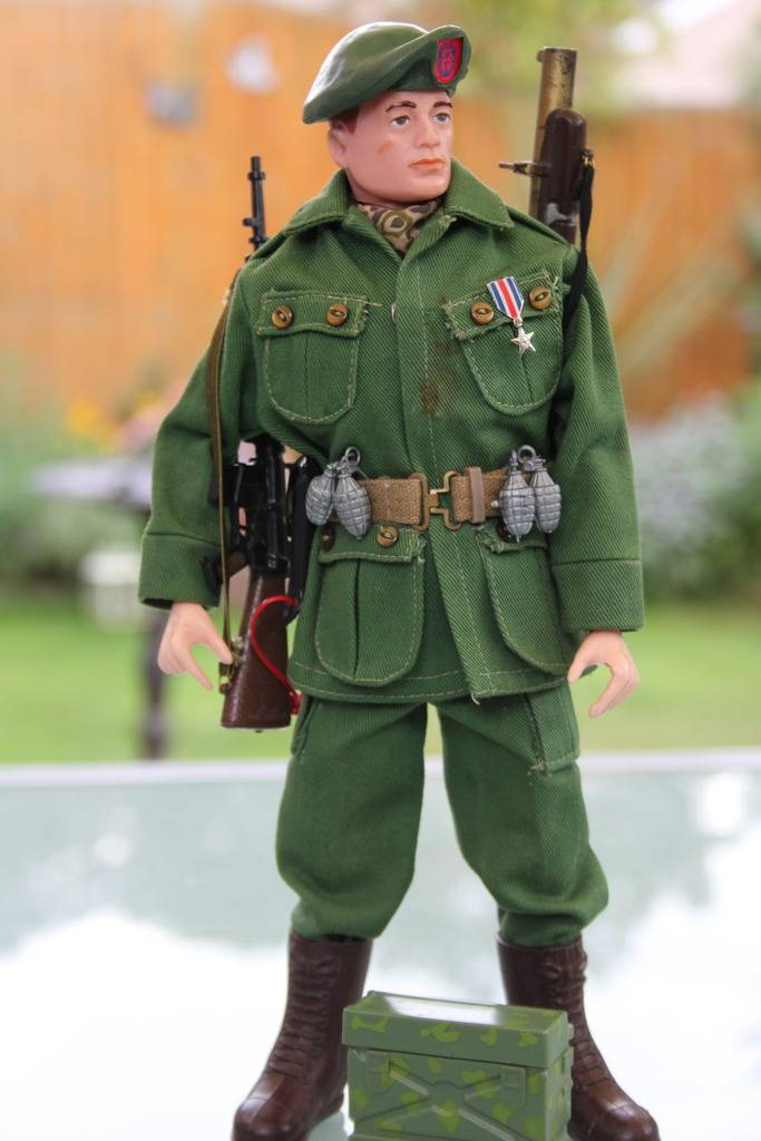 August 2016 - Green Beret  IMG_2235