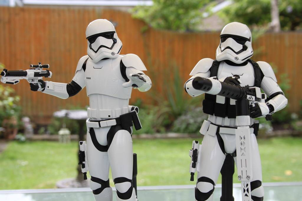 First order stormtoopers  IMG_2171