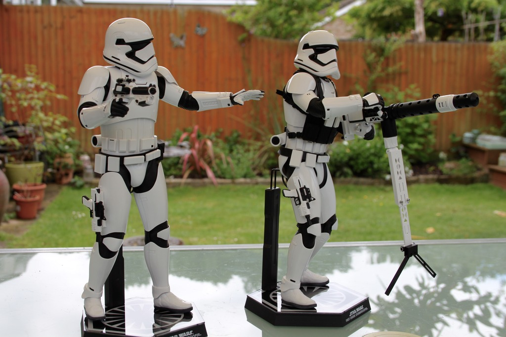 First order stormtoopers  IMG_2179