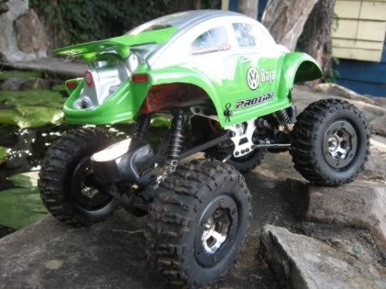 Baja Buggy for Losi BajaBug2002