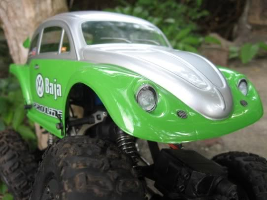 Baja Buggy for Losi BajaBug2004
