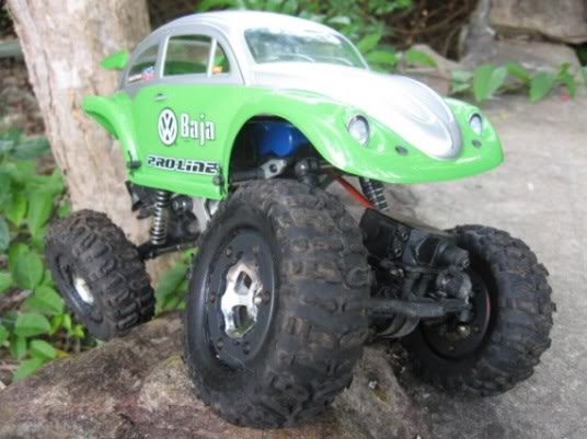 Baja Buggy for Losi BajaBug2005