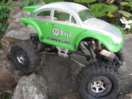 Baja Buggy for Losi BajaBug2006