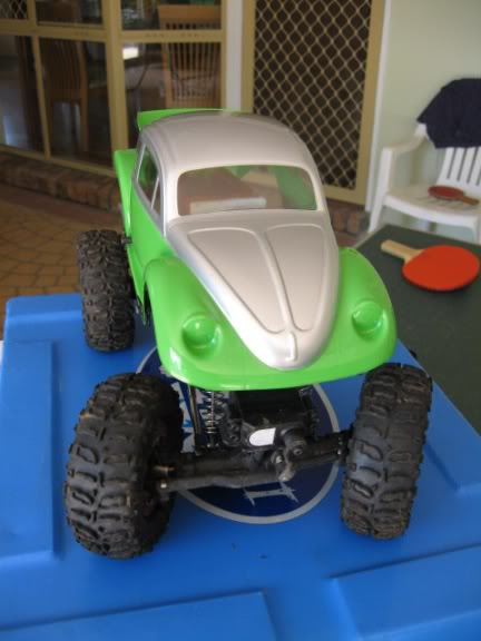 Baja Buggy for Losi BajaBuggy015