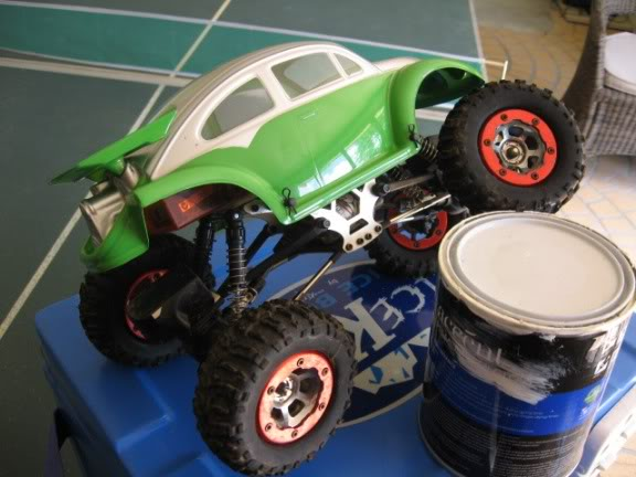 Baja Buggy for Losi BajaBuggy016