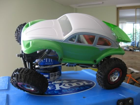 Baja Buggy for Losi BajaBuggy017