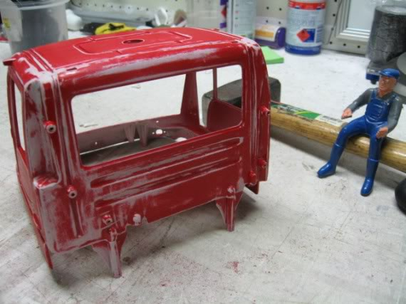 Hilux soon to be Mog Mogbuild009