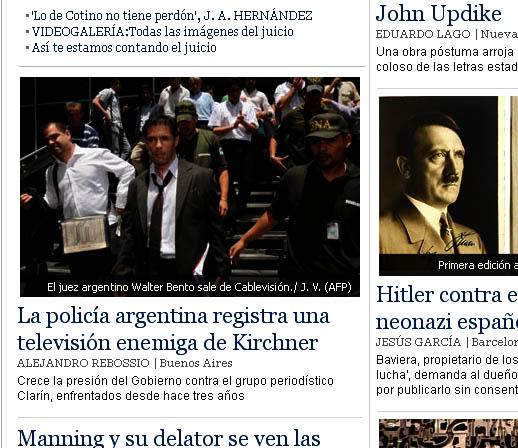 Dictadura democrática versus terrorismo periodístico ¡¿será posible?! Canalenemigogobierno