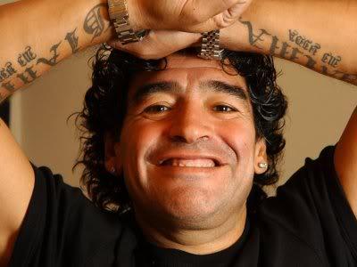 Análisis de un ejemplo de vida: Diego A Maradona Diego-Maradona-Wallpapers-002