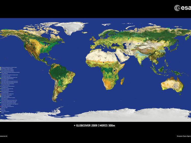 Cambio climático y la imperiosa necesidad de medidas urgentes Mapamsfiel