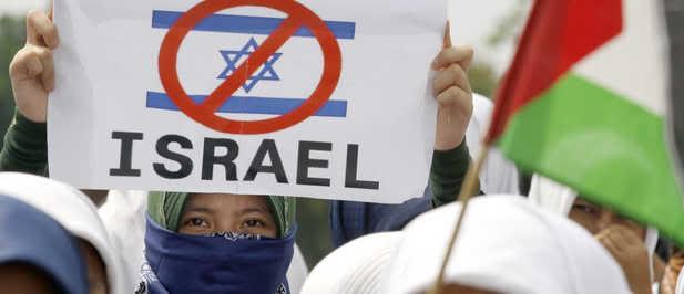Israel es un pueblo que sabe cómo hacerse odiar NOIsrael