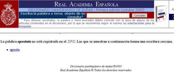 El legendario absurdo de la RAE (Real Academia Española) RAE_01_bis