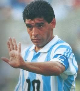 Análisis de un ejemplo de vida: Diego A Maradona Diego-armando-maradona-265x300