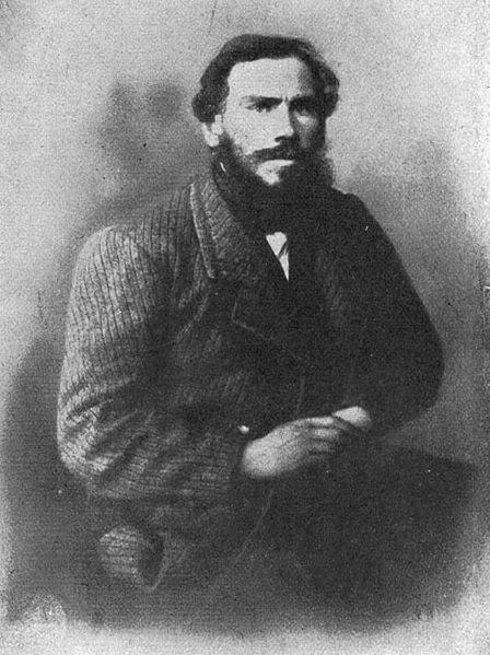 La vida y los diarios íntimos de León Tolstoi 448px-LeC3B3n_Tolstoi_28186229